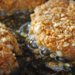 cracker crumb pork chops
