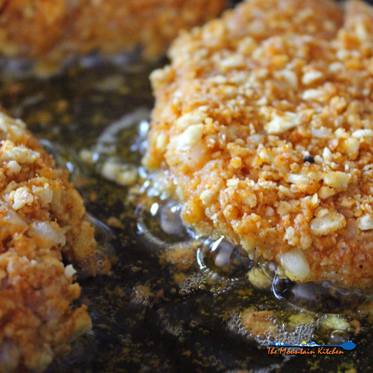 Cracker Crumb Pork Chops (The Sexier Pork Chop)