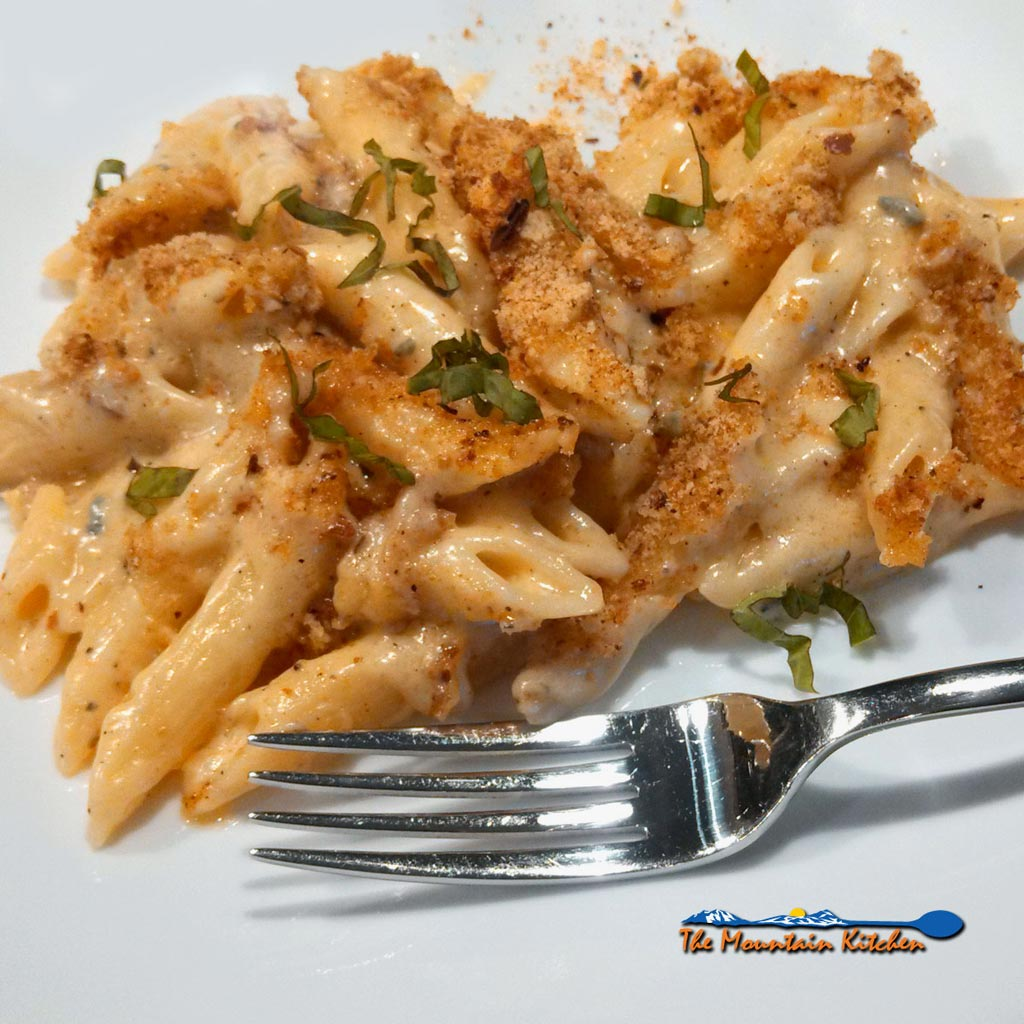 Adult Macaroni and Cheese {A Meatless Monday Recipe