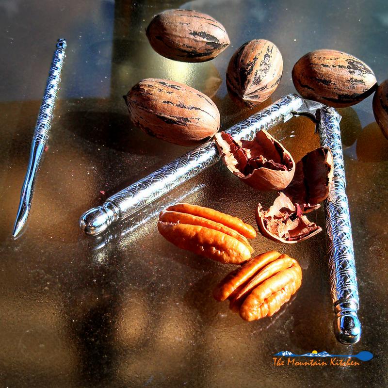 The Secret to Cracking Pecans {The Mountain Kitchen Tips