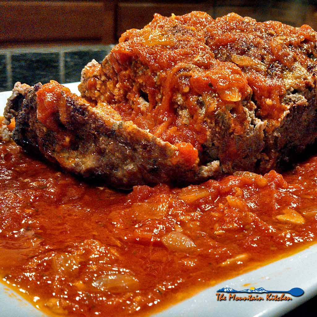 Is that Meatloaf I smell? The Italian Meatloaf Recipe