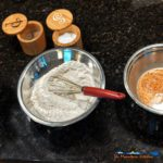 Do you know hot to properly batter chicken for frying? Did you know the order that you dip effects your batter quality? Learn how properly batter chicken!! | TheMountainKitchen.com