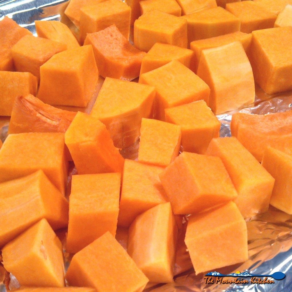 Pan Roasted Butternut Squash: Butternut Bliss