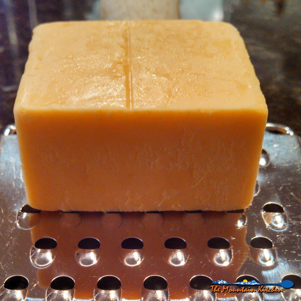 Cheese Grating Made Easier {The Mountain Kitchen Tips