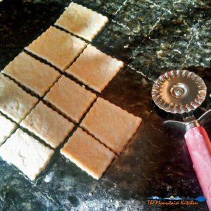 Homemade Saltine Crackers