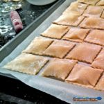 There are three components that make up my homemade ravioli: Cheese, Sauce and Pasta. Nothing beats homemade ravioli! A true labor of love! | TheMountainKitchen.com
