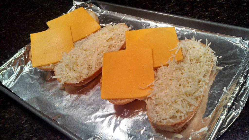 Try adding shredded Gruyère cheese to toasted beef brisket sandwiches for more flavor. The intense nutty flavor and creaminess of the cheese is amazing!   TheMountainKitchen.com