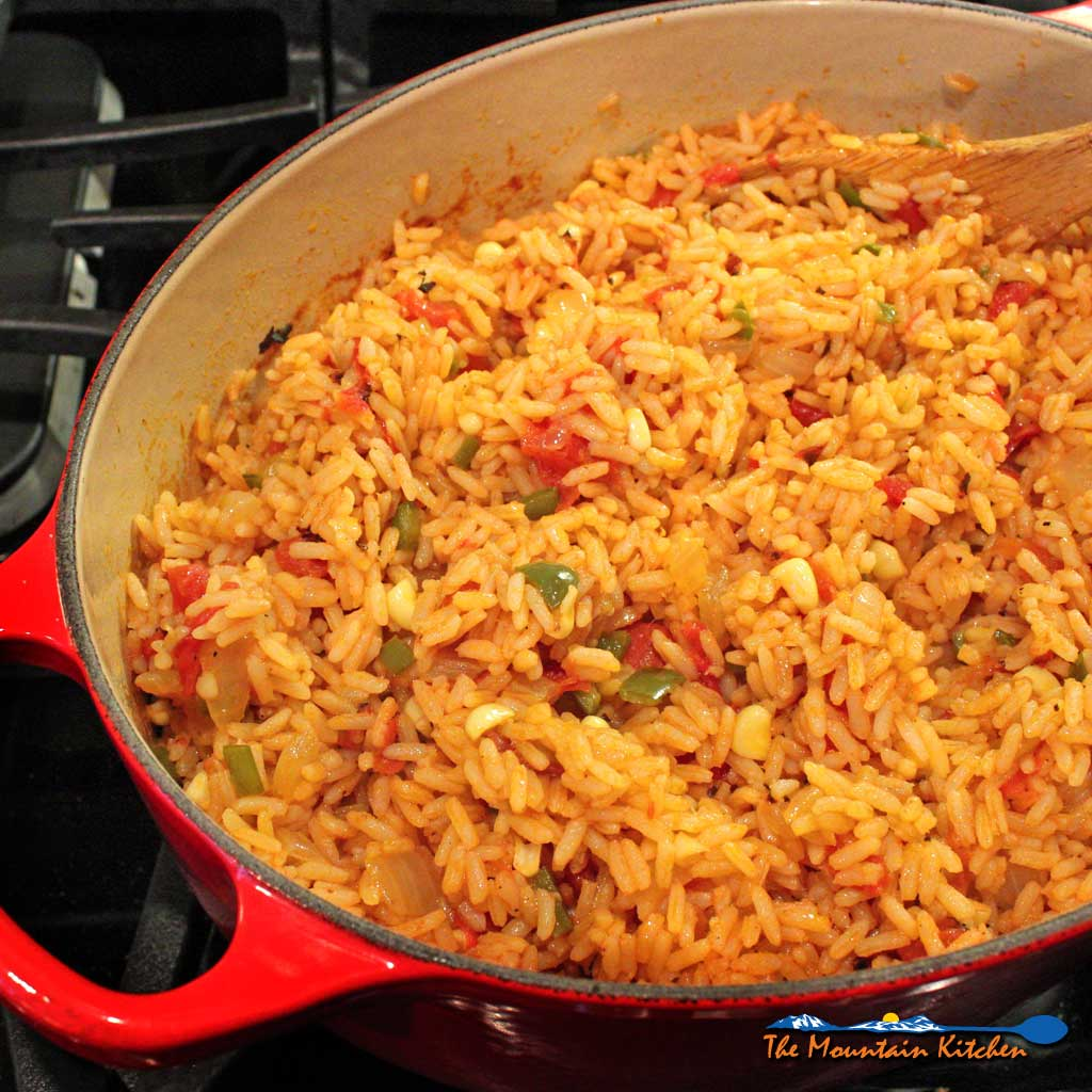 Improved Mexican Rice Recipe