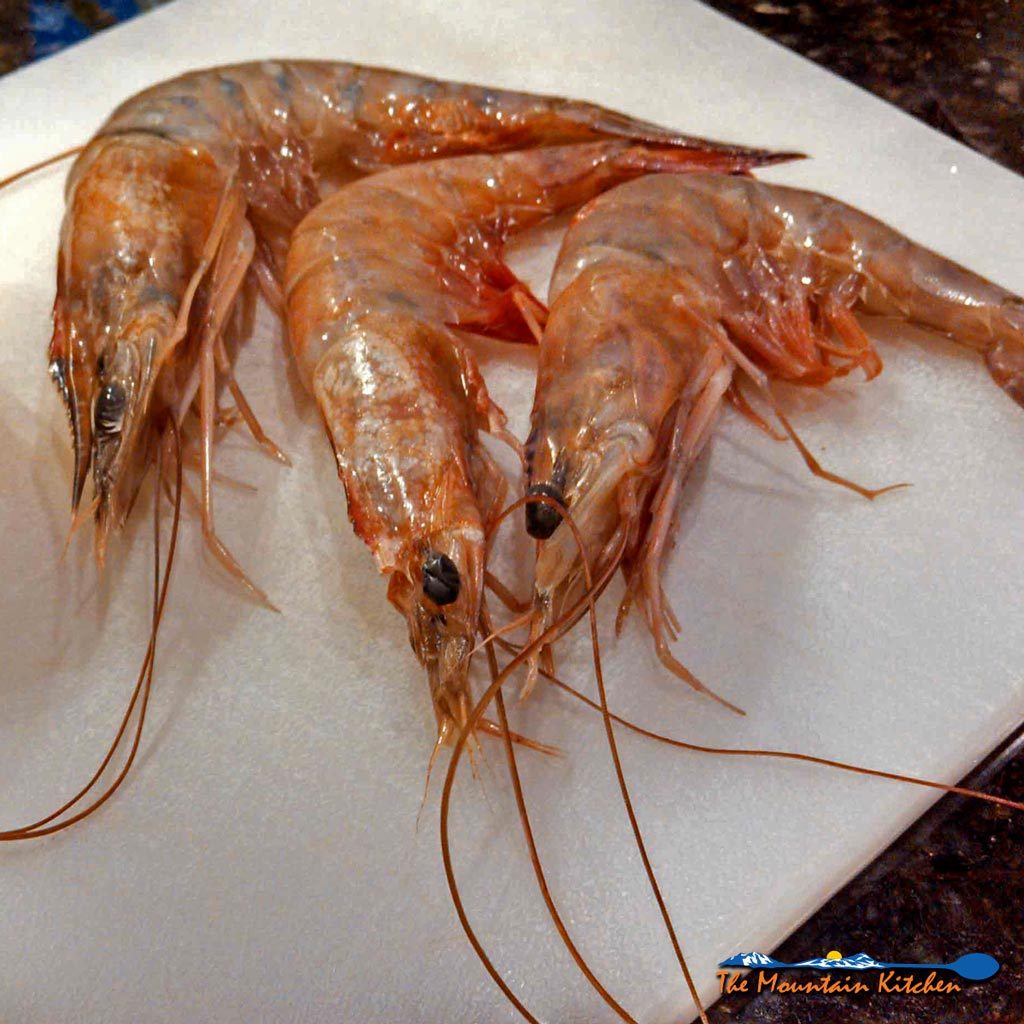 good seafood dishes start with a good shrimp stock. This shrimp stock ...