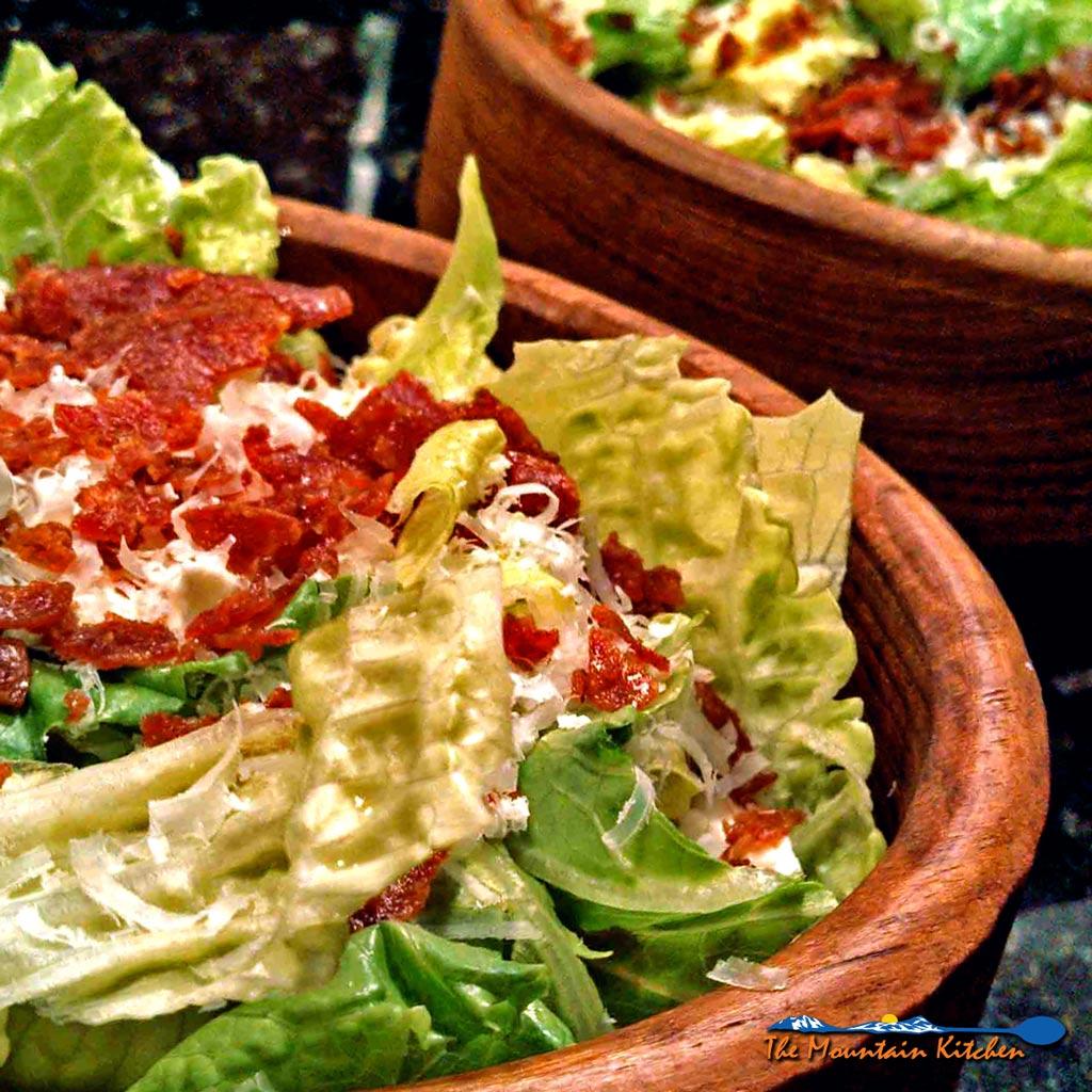 The Blonde Italian Caesar Salad {The Secret Ingredients Revealed