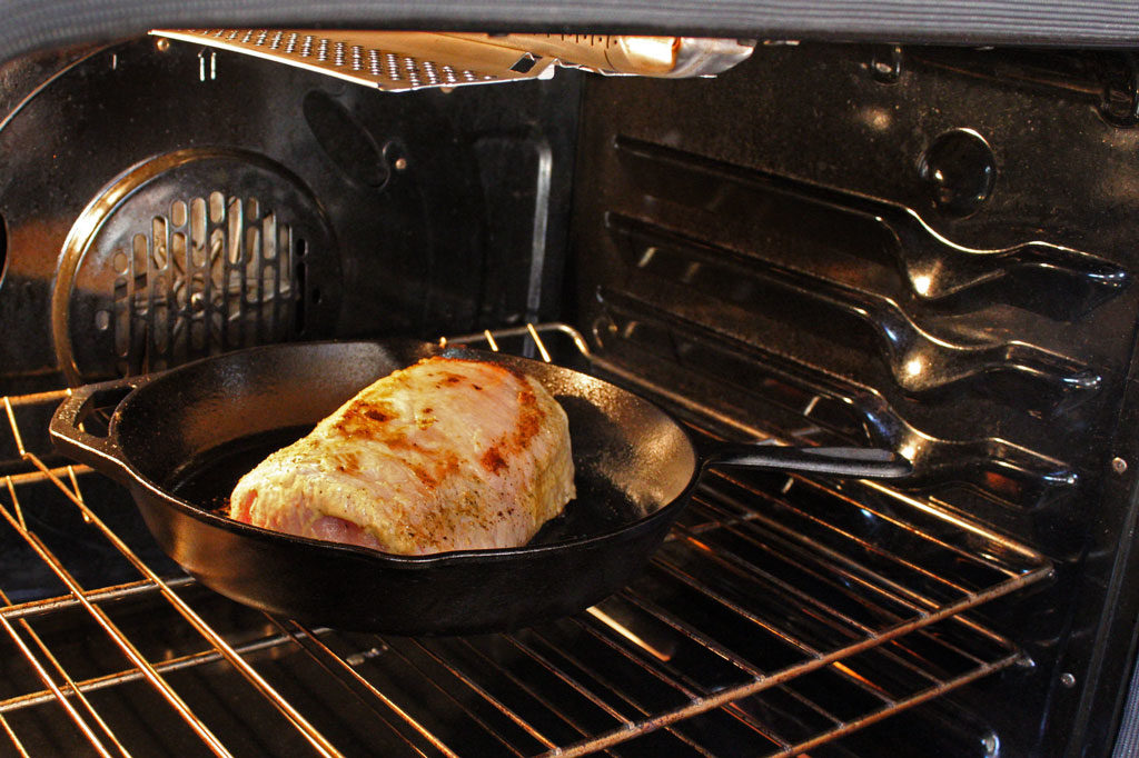 how to cook a small pork roast in oven