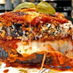 Healthy Oven-Baked Eggplant Parmesan
