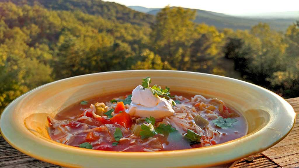 Ina Garten Chicken crock-pot mexican chicken soup {an ina garten inspired recipe