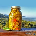 If you like spicy, you will like these easy homemade pickled jalapenos! It only takes a few minutes to pickle your jalapeno harvest with this recipe! | TheMountainKitchen.com
