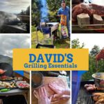 David grills all year round, come rain, sleet or snow. For some Memorial Day Weekend kicks off the grilling season. Here are David's Grilling Essentials. | TheMountainKitchen.com