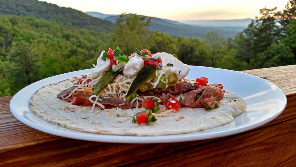 Carne Asada can be served as a main dish or as an ingredient in other dishes. It is used in a number of dishes from tacos to fajitas to burritos to salads. | TheMountainKitchen.com