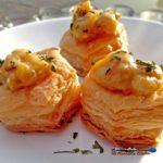 squash tartlets