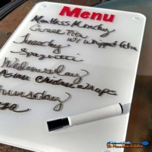 2 Uses For Dry Erase Boards In the Kitchen {The Mountain Kitchen Tips