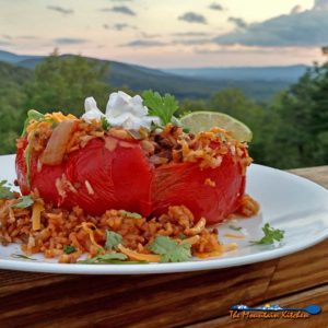 Tomatoes Stuffed With Good Intentions