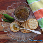 A helpful step-by-step guide on how to make and can jalapeno jelly using water bath canning. | TheMountainKitchen.com
