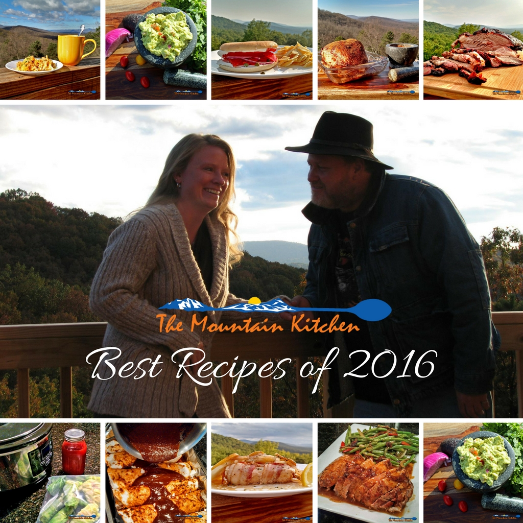 The Mountain Kitchen's Best Recipes of 2016