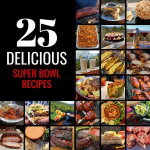 25 Delicious Super Bowl Recipes