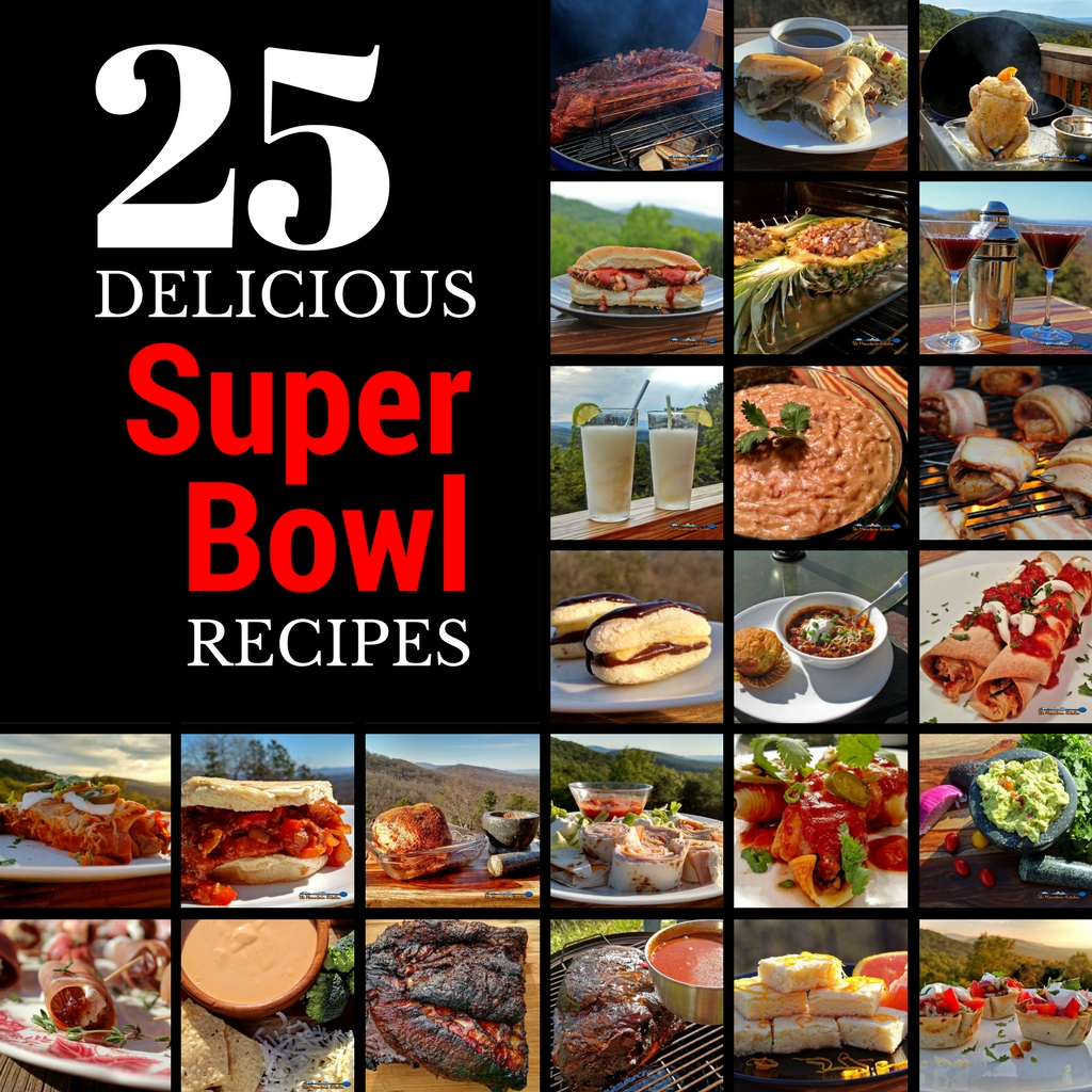 Easy fast super bowl recipes