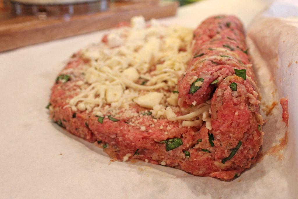 Wow! Take meatloaf to a whole new level, by adding Italian flavors to traditional home style meatloaf, by making this tender and delicious Italian Meatloaf.   TheMountainKitchen.com