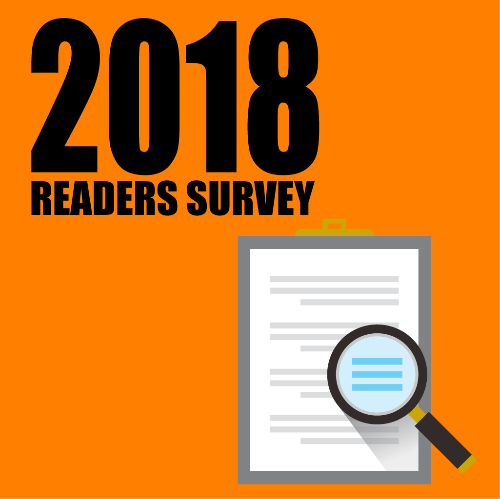 The Mountain Kitchen's 2018 Reader Survey