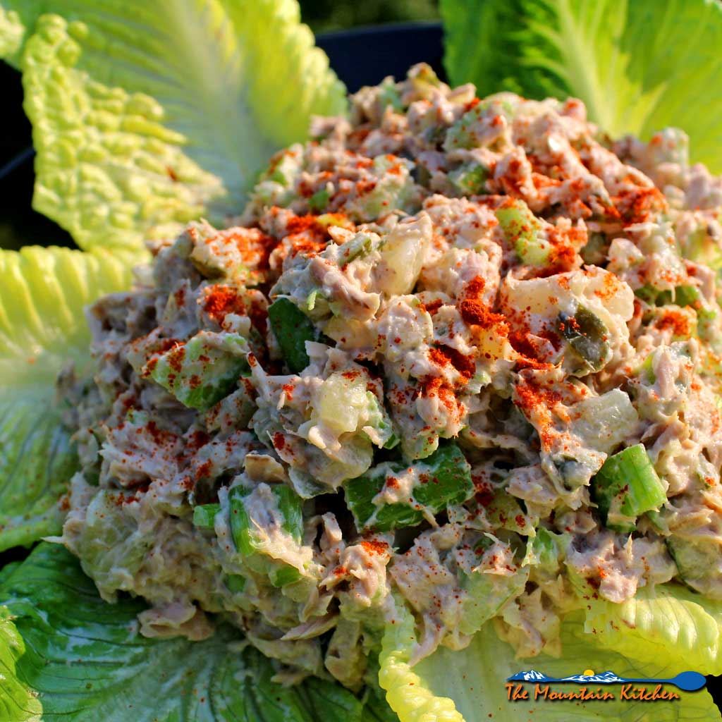 Classic Tuna Fish Salad Recipe The Mountain Kitchen