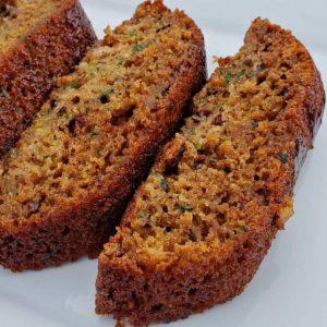 Loder's Zucchini Bread