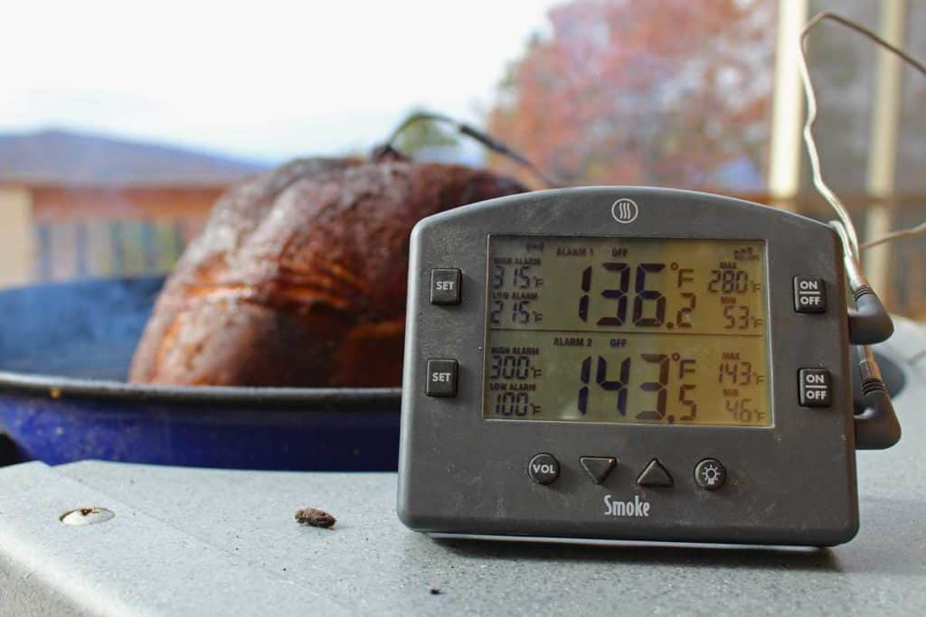 Thermoworks Smoke meat thermometer