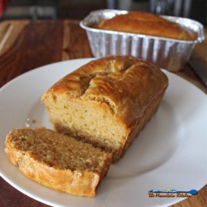 Peanut Butter Bread {A Bread for Almost Everyone!