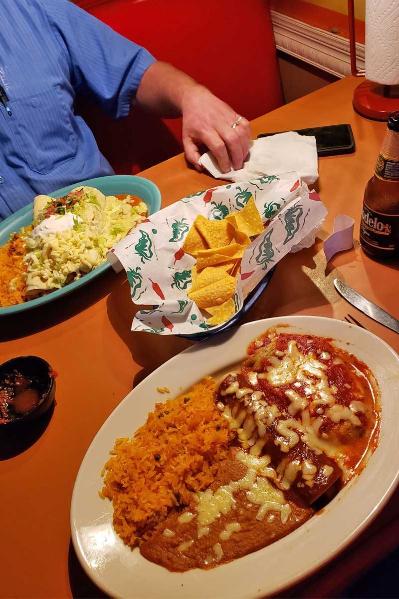 Jalisco dinner