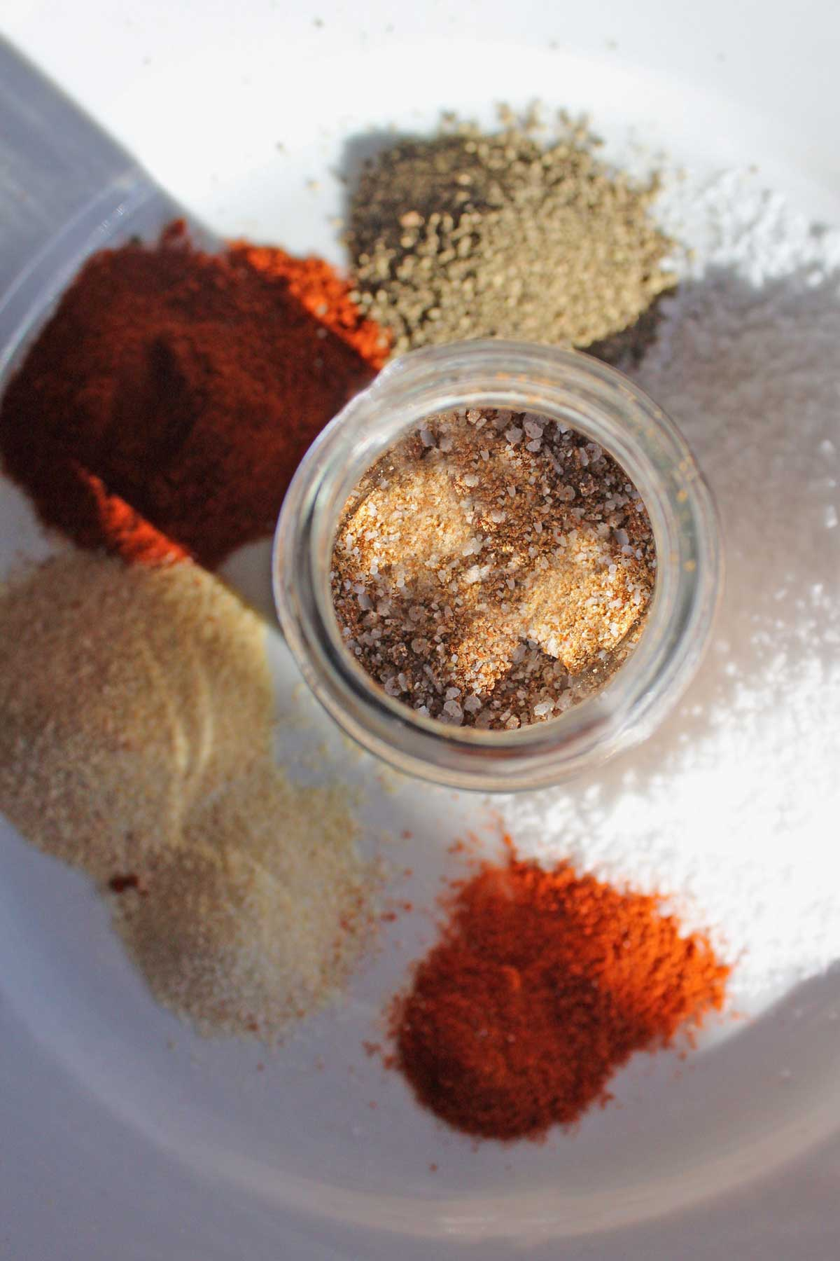 This easy homemade seasoned salt recipe is yet another all-purpose spice blend you can make at home that can add something special to your dishes.