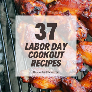 37 Labor Day Cookout Recipes