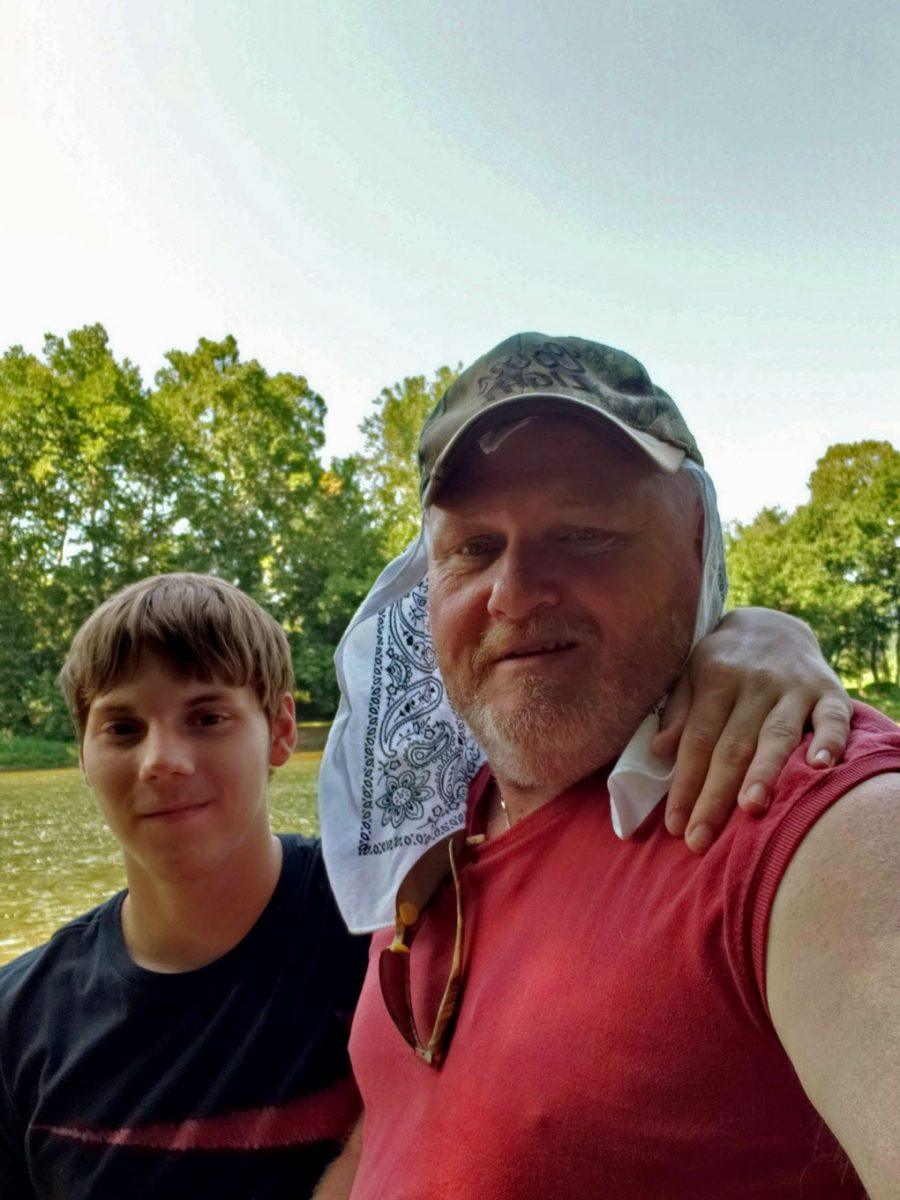 seth and grandpa