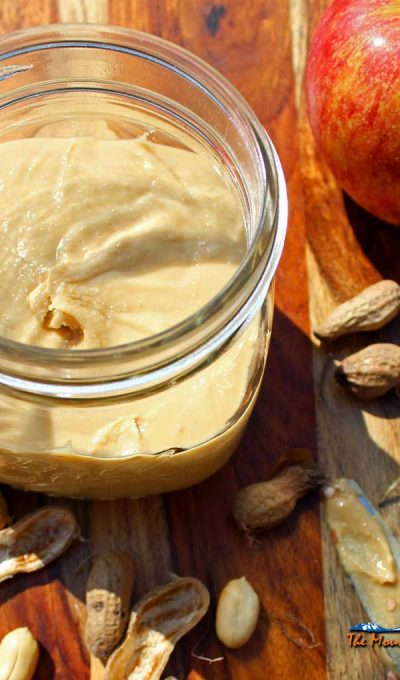Farm-To-Table Peanut Butter