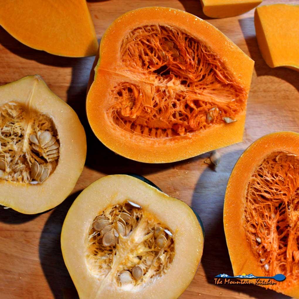 How To Make Pumpkin Puree or Any Winter Squash