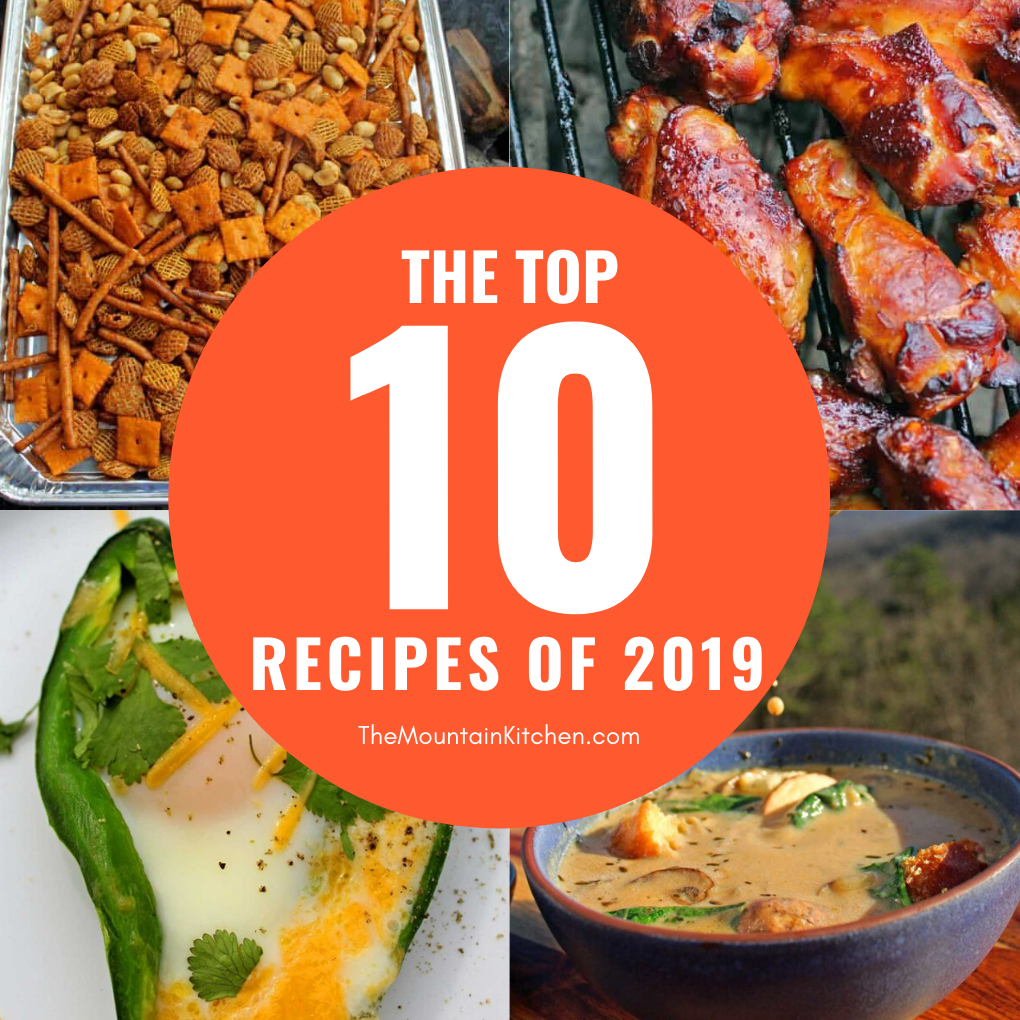 The Top 10 Recipes of 2019