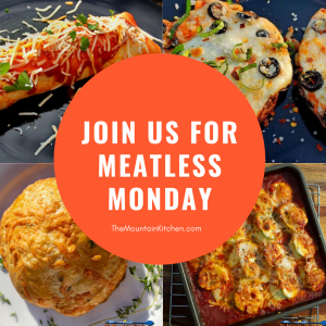 Join Us For Meatless Monday!