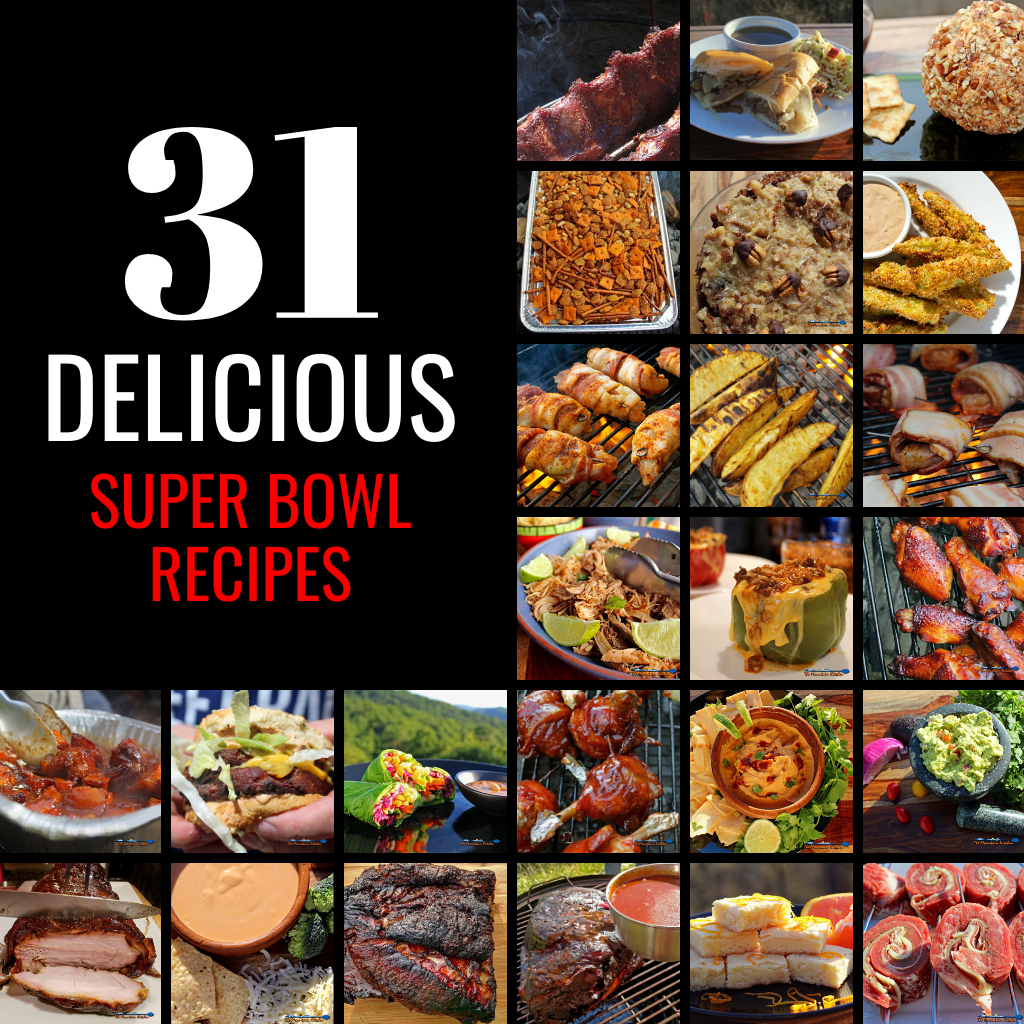 31 Delicious Super Bowl Recipes