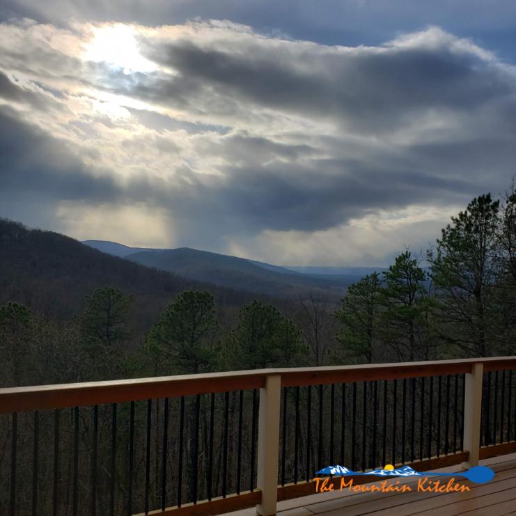 January Mountain Moments