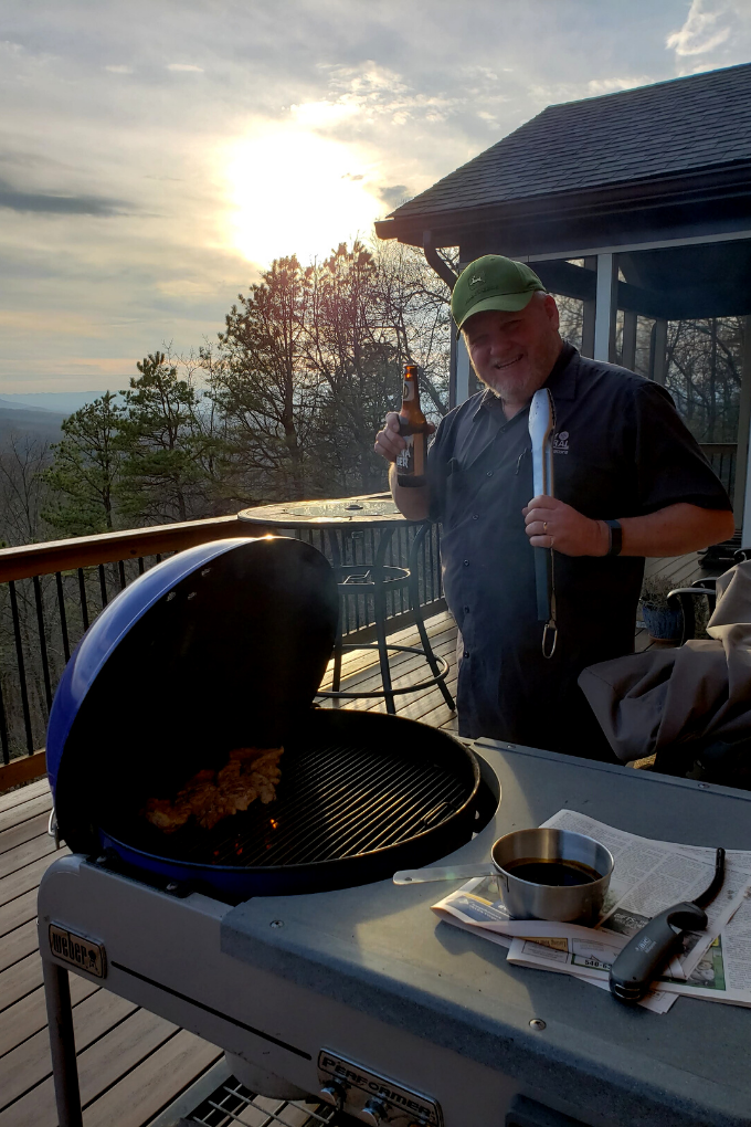David has always loved grilling food, but how he got into smoking meat was completely by accident. Read the story of how he fell in love with smoking meat!