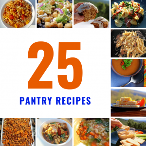 Our 25 Favorite Pantry Recipes