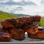 grilled country-style pork ribs