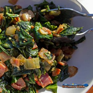 Quick Collard Greens