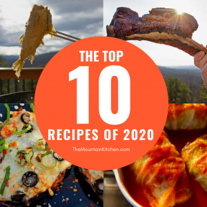 The Top 10 Recipes of 2020